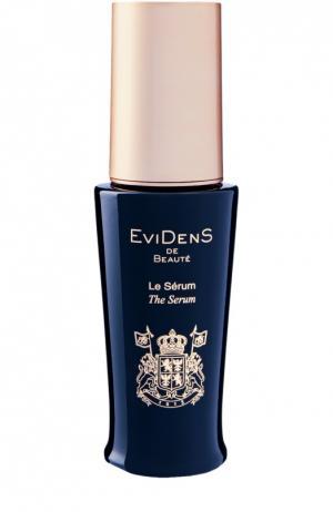 Питательная сыворотка для лица EviDenS de Beaute. Цвет: бесцветный