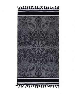 Пляжное полотенце 8. Цвет: черный