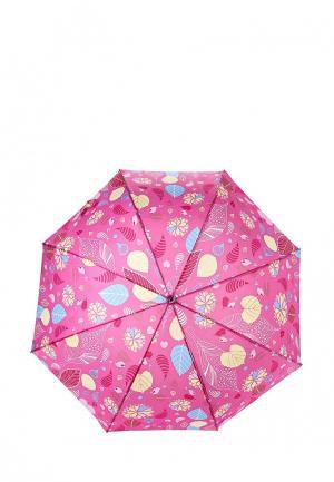 Зонт-трость Kawaii Factory. Цвет: разноцветный