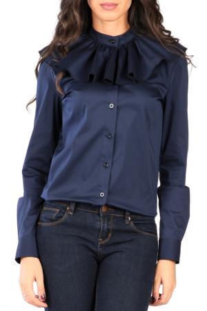 Блуза CARLA BY ROZARANCIO. Цвет: navy