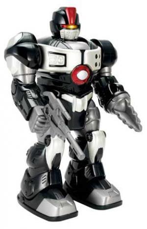 Робот Hap-P-Kid. Цвет: черный, белый, серый