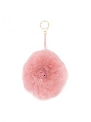 Брелок Benny Shrimps. Цвет: розовый и фиолетовый