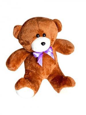 Мягкие игрушки Ассорти. Цвет: темно-коричневый, фиолетовый