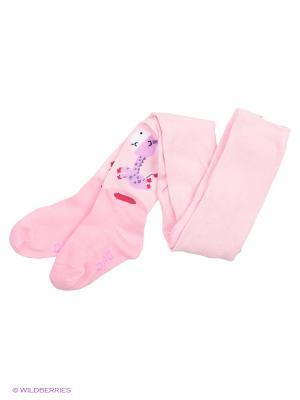 Колготки DAG. Цвет: розовый