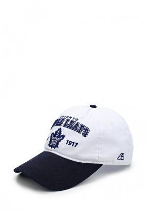 Бейсболка Atributika & Club™. Цвет: белый