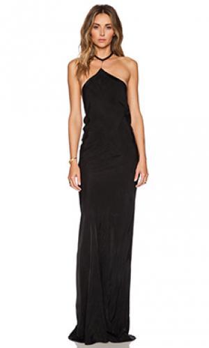 Платье TITANIA INGLIS. Цвет: черный