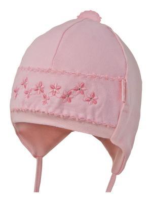 Шапка ILTOM. Цвет: бледно-розовый
