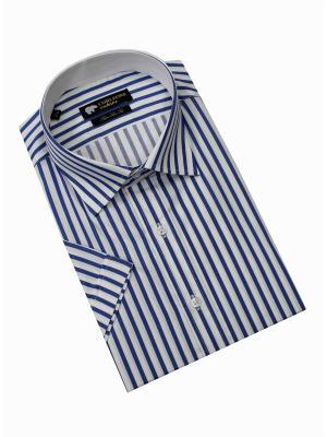 Рубашка мужская Corleone.. Цвет: синий