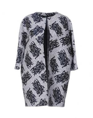 Легкое пальто HANITA. Цвет: синий