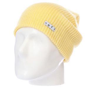 Шапка  Daily Light Yellow Neff. Цвет: желтый