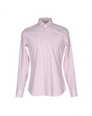 Pубашка CALIBAN. Цвет: кирпично-красный