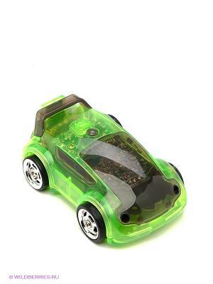 Карбот - машинка DESKPETS. Цвет: зеленый