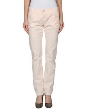 Повседневные брюки ALPHA STUDIO. Цвет: розовый
