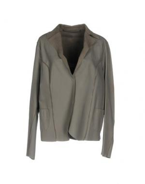 Пиджак SALVATORE SANTORO. Цвет: серый