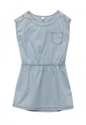 Платье Esprit. Цвет: голубой