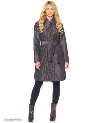 Куртка женская DIXI CoAT. Цвет: фиолетовый