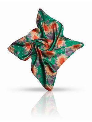 Платки Michel Katana. Цвет: зеленый
