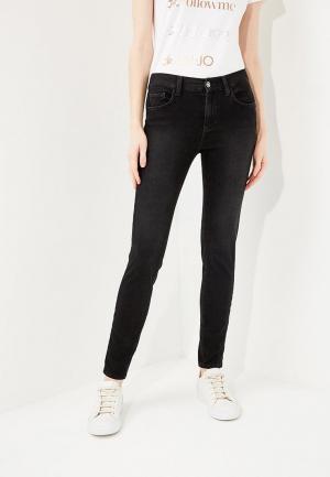 Джинсы Liu Jo Jeans. Цвет: черный