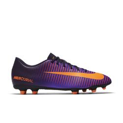 Футбольные бутсы для игры на твердом грунте  Mercurial Vortex III FG Nike. Цвет: пурпурный