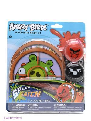 Игровой набор ANGRY BIRDS. Цвет: черный, красный