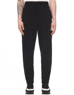Спортивные брюки мужские T by Alexander Wang. Цвет: черный