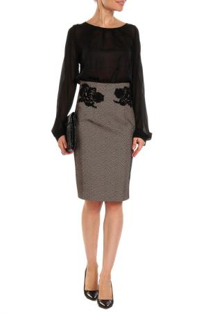 Платье XS MILANO. Цвет: серый