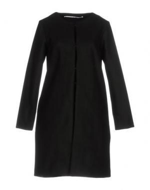 Пальто LAVINIATURRA. Цвет: черный