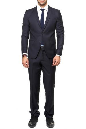 Suit Moda formen. Цвет: navy