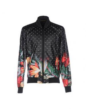 Куртка AMARANTO. Цвет: черный