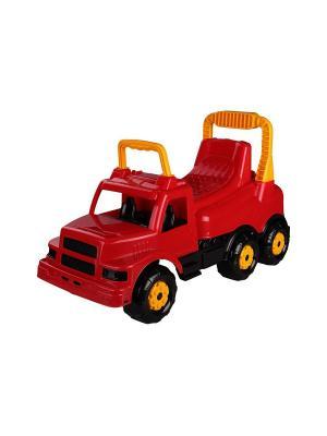 Машинка Весёлые Гонки (Красный) Альтернатива. Цвет: черный, красный