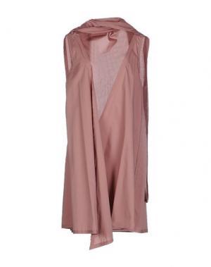 Платье до колена LIVIANA CONTI. Цвет: светло-коричневый