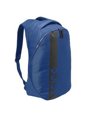 Рюкзак TRAINING LARGE BACKPACK ASICS. Цвет: синий, серый