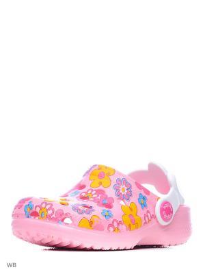 Сабо Kapika. Цвет: розовый