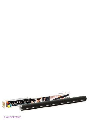 Стикер настенный для рисования мелом BACK TO SCHOOL BRADEX. Цвет: черный