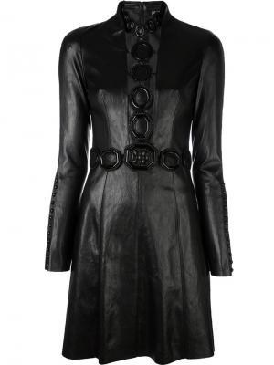 Платье Catena Jitrois. Цвет: чёрный