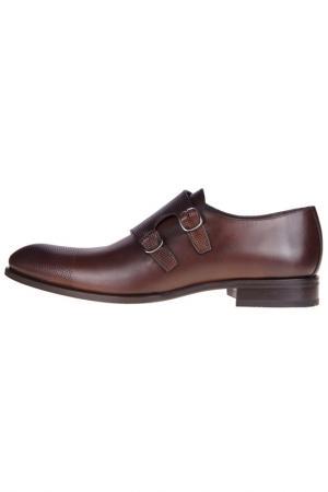 Туфли Sergio Serrano. Цвет: коричневый