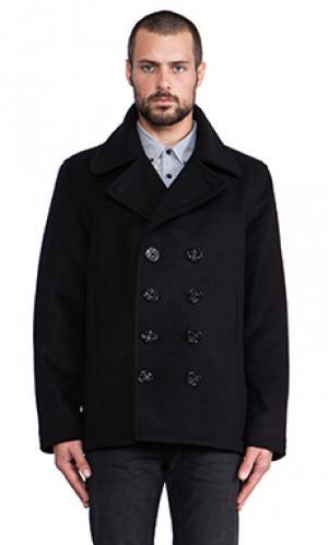 Пальто dugan pea Spiewak. Цвет: черный