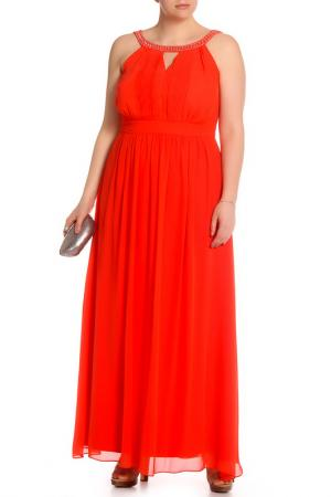 Платье BGN Workshop. Цвет: оранжевый