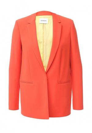 Жакет Iceberg. Цвет: оранжевый