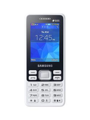 Мобильный телефон SM-B350E Samsung. Цвет: белый