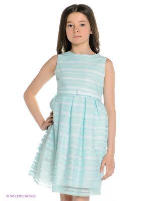 Платье Elsy. Цвет: бирюзовый