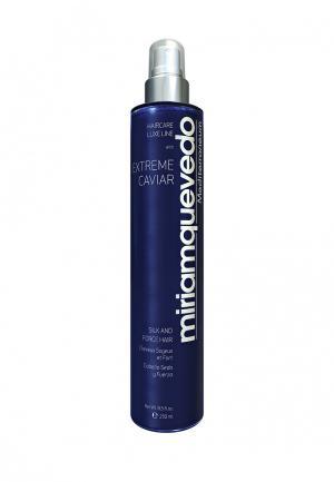 Оживляющий спрей для волос Miriam Quevedo. Цвет: синий
