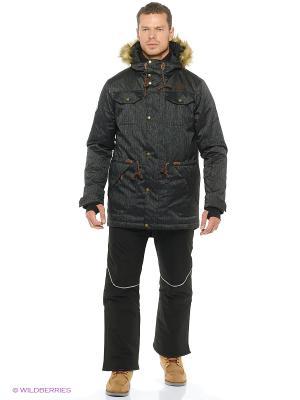 Куртка Stayer. Цвет: черный