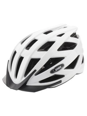 Шлем Uvex. Цвет: белый