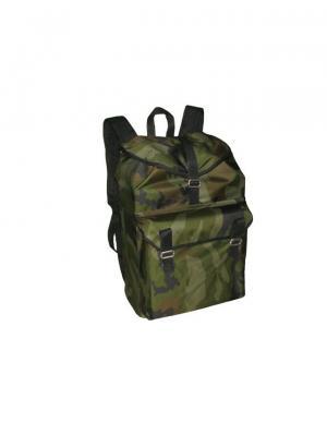 Рюкзак ЛЕШИЙ 40Л., OXFORD 600D, ЦВ. КАМУФЛЯЖ (LESH40B) Campland. Цвет: зеленый, коричневый, хаки