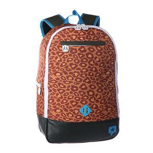 Рюкзак городской  Leopard Hunter Green TrueSpin. Цвет: коричневый