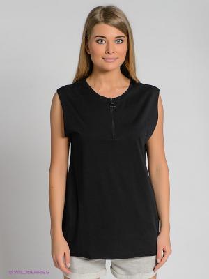 Блузка Picture Organic. Цвет: черный