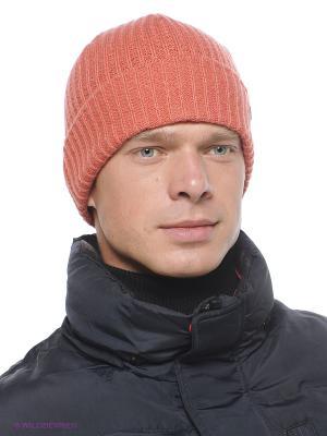 Шапка Rukka. Цвет: оранжевый
