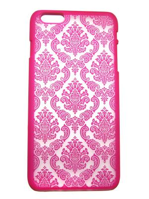 Чехол для iPhone 6 Plus/6S Plus Lola. Цвет: малиновый