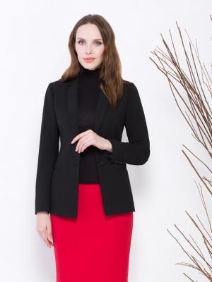 Пиджак Endea. Цвет: черный